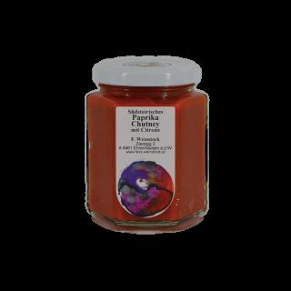 Paprika Chutney