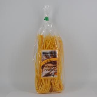 Spaghetti hausgemacht