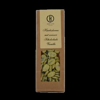 Knabberkerne weiße Schoko-Vanille