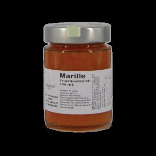 Marillen (Aprikosen) Fruchtaufstrich