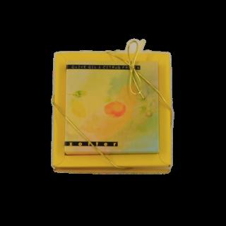 Pralinen mit Zitronen-Olivenöl